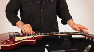 getlinkyoutube.com-RESTRING: WITH GARY BRAWER - LES PAUL STYLE GUITAR