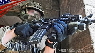 getlinkyoutube.com-多国籍(NATO)特殊部隊員の近接戦闘(CQB)・スナイパー・医療訓練 - NATO Special Forces Close Quarters Battle, Sniper & Medical