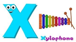 getlinkyoutube.com-Phonics Letter- X song