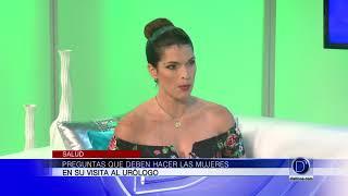 Gaby Romero habló con el urólogo Alejandro Miranda-Sousa