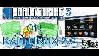 getlinkyoutube.com-kali linux 2.0 Tutorials: Download and Install Cobalt strike 3