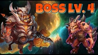 getlinkyoutube.com-Castle Clash Boss 4!
