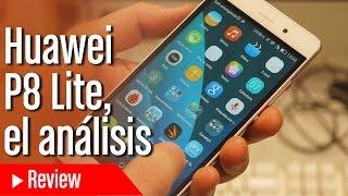 getlinkyoutube.com-Análisis Huawei P8 Lite en español