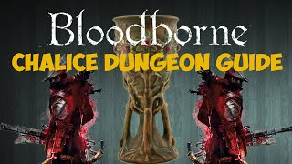 getlinkyoutube.com-Bloodborne Chalice Dungeon Guide - Everything you need to know!