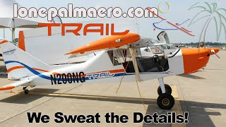 Groppo Trail, Lone Palm Aero's Groppo Trail Light Sport Aircraft.