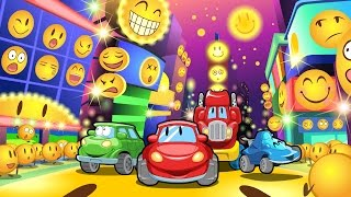 "getlinkyoutube.com-27 ""Emoji World""@""Mr.Wheeler&Friends"" CARtoons"