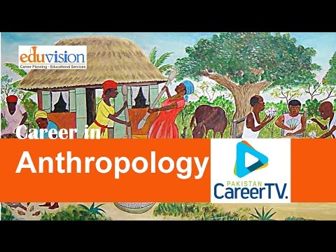 Career in Anthropology