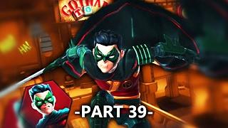 getlinkyoutube.com-Robin Battle Event #2 Gameplay Part 39   DC Legends