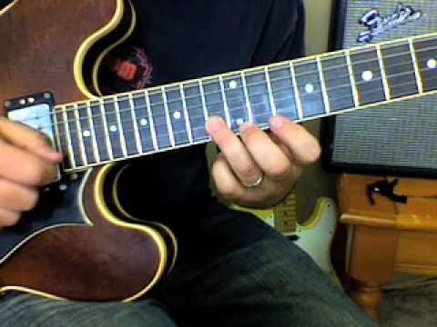 guitar lesson - learn to play black magic woman - learn guitar - easy beginner guitar songs