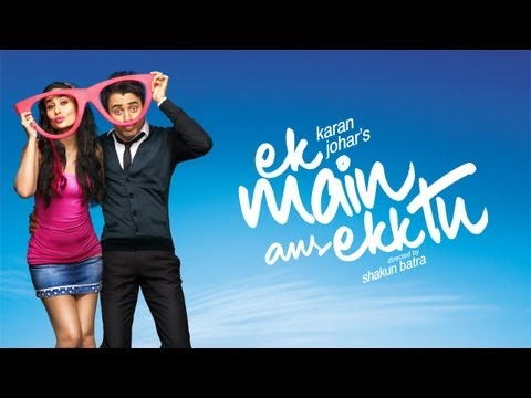 Ek Main Aur Ekk Tu OFFICIAL Trailer (Subtitled)
