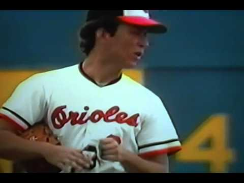 Cal Ripken, Jr. Rookie Year Highlights, 1982 Baltimore Orioles!