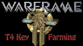 getlinkyoutube.com-Warframe - T4 Key Farmiing