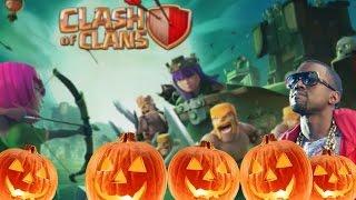 getlinkyoutube.com-Clash Of Clans | HALLOWEEN HAS ARRIVED!