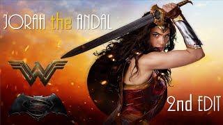 DCEU - Wonder Woman Suite (Theme) Second Edit
