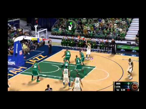NBA 2K11 Ankle Breakers.avi
