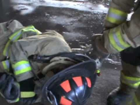 Firefighter rescue drag- The Bowring Tool