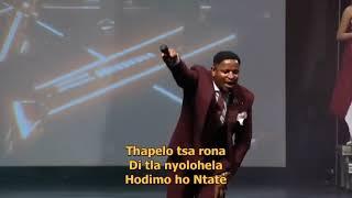 Thapelo tsa Rona width=