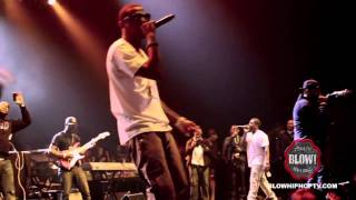 Fabolous & J. Cole Perform (Live @ NYC)