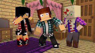 getlinkyoutube.com-Minecraft The Sims Craft Ep.196 - ANTIGAS NAMORADAS !!