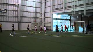 FSC PANTHERS vs FREESTATE FIREBALLS 2-21-11  Md Soccerplex