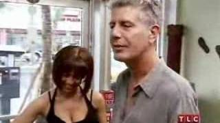 getlinkyoutube.com-Anthony Bourdain at Miami Ink.