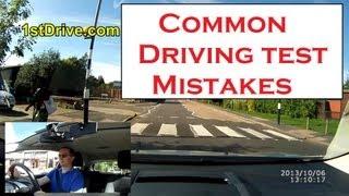 getlinkyoutube.com-Common driving test mistakes