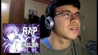 RAP DE KILLUA 2017 | HUNTER X HUNTER | Doble Cero | Video Reaccion