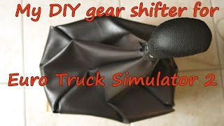 getlinkyoutube.com-DIY H-pattern gear shifter for Euro Truck Simulator 2