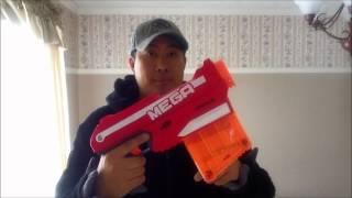 getlinkyoutube.com-Modified Nerf Mega Magnus Clip Fed