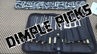 getlinkyoutube.com-(439) Review: GREAT Chinese Dimple Pick Kit (Finally!!)
