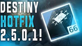 getlinkyoutube.com-Destiny. Hotfix 2.5.0.1 Update Notes. Xur Curious Items Fixed (3 of Coins)
