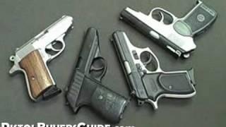 getlinkyoutube.com-Four .380acp Pistols