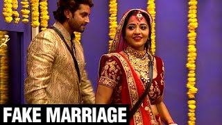 getlinkyoutube.com-Monalisa's FAKE Marriage | PAID To Get Married | Bigg Boss 10 | BREAKING NEWS