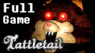 Tattletail | NO MORE MAMA! (Full Playthrough)