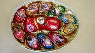 getlinkyoutube.com-Filled Chocolate Easter Eggs by Reber