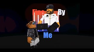 getlinkyoutube.com-Chris Brown -★Fine By Me★[Roblox Music Video]