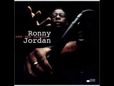 Ronny Jordan On the record