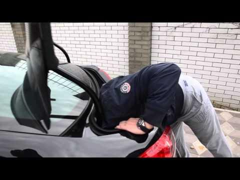 Как снять спинку и диван в авто Volkswagen Passat CC