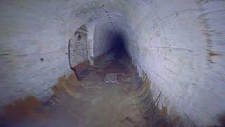 getlinkyoutube.com-Abandoned German Bunker (Catacombs)/ GoPro