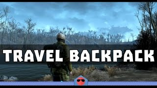getlinkyoutube.com-Fallout 4 [Моды] - Рюкзак (Wearable Travel Backpack)