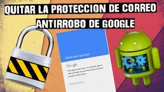 getlinkyoutube.com-Cómo quitar la protección de correo antirrobo de Android en Samsung