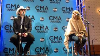 getlinkyoutube.com-Brad Paisley and Carrie Underwood on Pregnancy Hormones