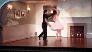 "getlinkyoutube.com-Dirty Dancing ""The Time of my Life"" First Wedding Dance- Joanna and Jose"