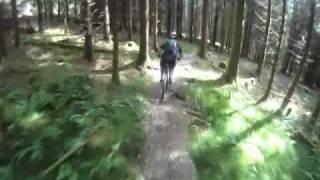getlinkyoutube.com-Coed y Brenin Beast Trail - Gomez to Uncle Fester (July 2010).wmv