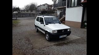 Fiat panda 4x4 restoration photo album 2