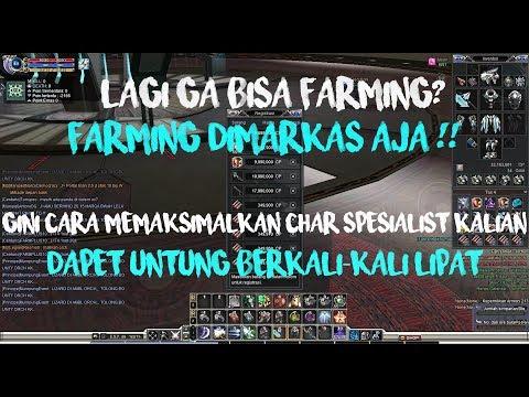 Cara Farming Cepat Di Rf Online