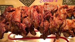 getlinkyoutube.com-شاورما اللحم من مطبخي Beef  Shawarma المقادير تحت الفيديو.  الكص العراقي