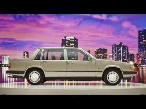 Автомобили 80-ых годов: Volvo 740 и Volvo 480 ES