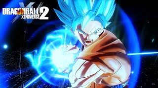 getlinkyoutube.com-Dragon Ball Xenoverse 2 All Cutscenes (Game Movie) FULL MOVIE 60FPS 1080p HD