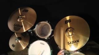 HD VIDEO Sabian B8 Cymbal Set: 20